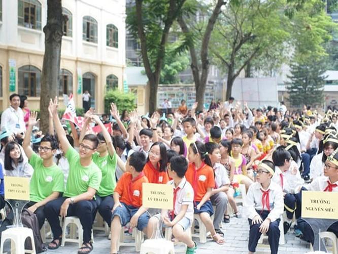 Hà Nội: Hơn 132.700 học sinh đăng ký tuyển sinh trực tuyến vào lớp 1 năm học 2018-2019 ảnh 1