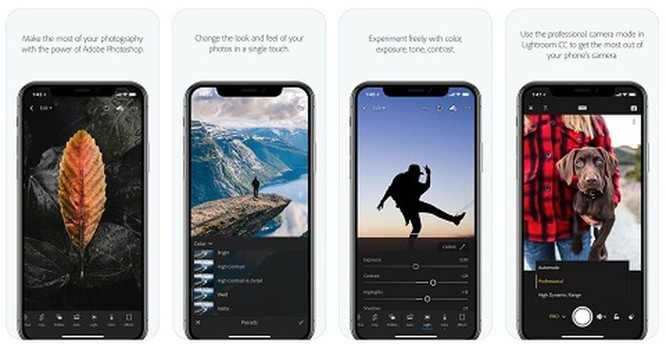 7 ứng dụng chụp ảnh đẹp nhất dành cho iPhone ảnh 3