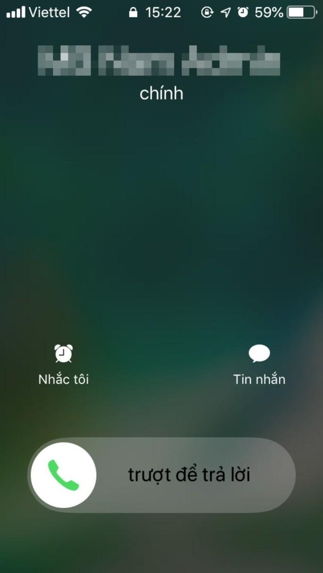 Đây là lý do iPhone không có nút Từ chối cuộc gọi trên màn hình khóa ảnh 3