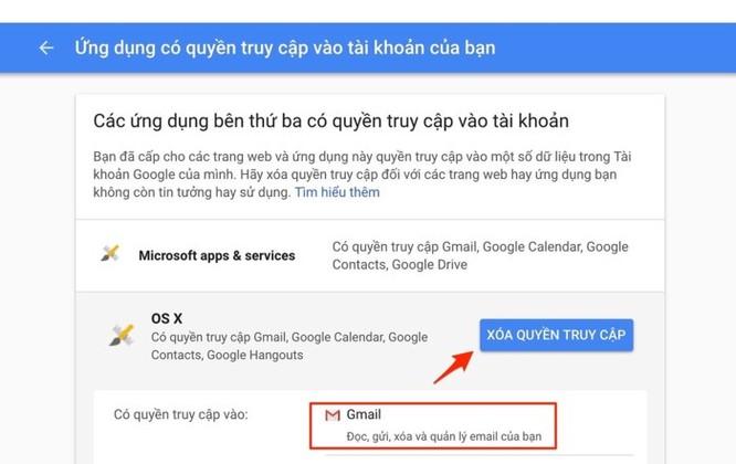 1,4 tỷ người dùng Gmail có thể bị đọc lén email ảnh 6