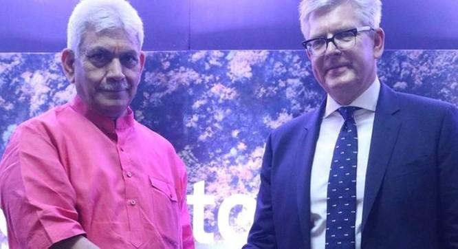 Ericsson thành lập Trung tâm Sáng tạo 5G tại Ấn Độ ảnh 1