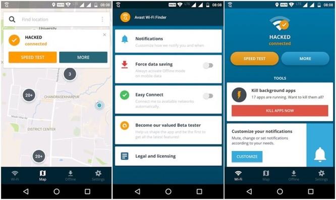 5 ứng dụng tìm WiFi miễn phí tốt nhất cho Android ảnh 1