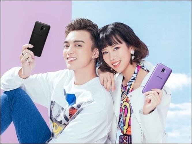 Samsung ra mắt Galaxy J8 tại Việt Nam, giá 7,29 triệu đồng ảnh 1