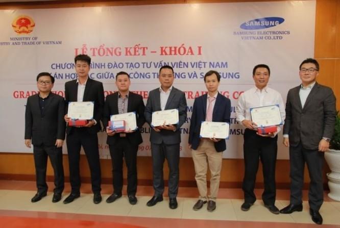 Samsung đào tạo 25 chuyên gia tư vấn công nghiệp hỗ trợ đầu tiên cho Việt Nam ảnh 1
