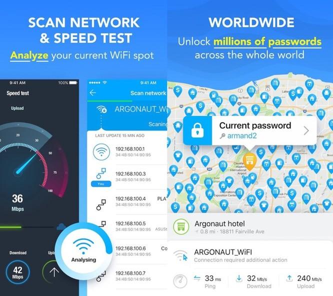 5 ứng dụng tìm WiFi miễn phí tốt nhất cho Android ảnh 2