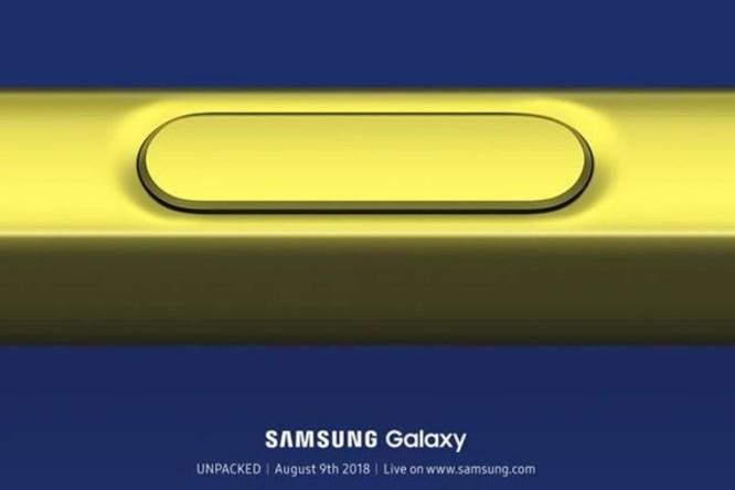 S-Pen sẽ là 'đũa thần' giúp Galaxy Note 9 lấy lại được lòng tin nơi người hâm mộ ảnh 1