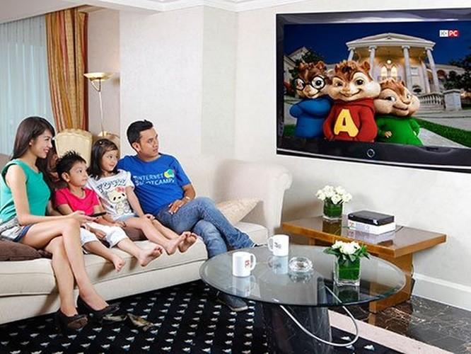 Việt Nam hiện có 14 triệu thuê bao truyền hình trả tiền ảnh 1