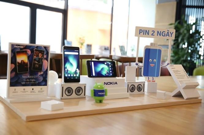 Nokia ra mắt smartphone giá mềm với nhiều công nghệ mới ảnh 2