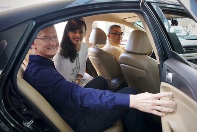 Vén màn bí mật xe tự lái Apple qua vụ bắt giữ cựu nhân viên Trung Quốc ảnh 1