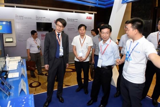 Ấn tượng VNPT tại Diễn đàn và Triển lãm Industry Summit 2018 ảnh 10