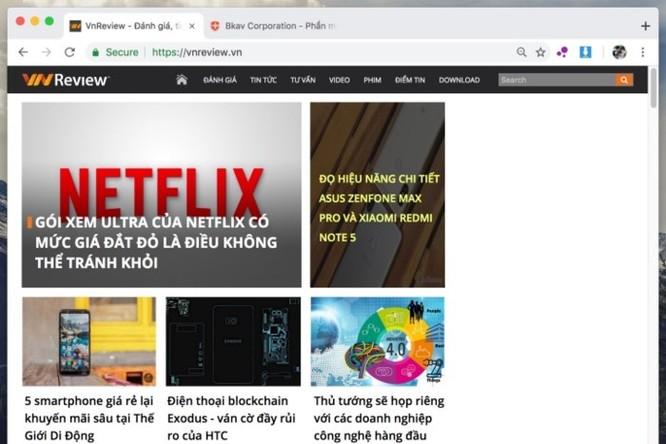 Google 'đại tu' trình duyệt Chrome với 'Material Design 2.0': mềm mại hơn, sáng sủa hơn ảnh 1