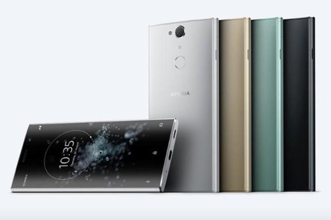 Sony Xperia XA2 Plus ra mắt với màn hình tràn viền ảnh 1