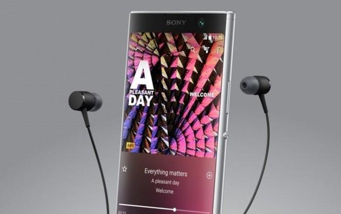 Sony Xperia XA2 Plus chính thức trình làng ảnh 1