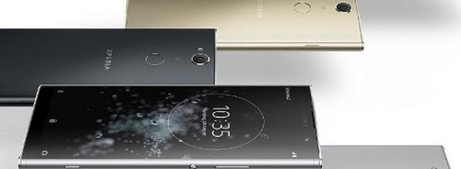 Sony Xperia XA2 Plus ra mắt với màn hình tràn viền ảnh 2