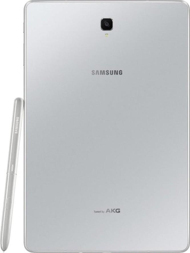 Lộ ảnh báo chí Samsung Galaxy Tab S4 với bút S Pen cải tiến ảnh 2