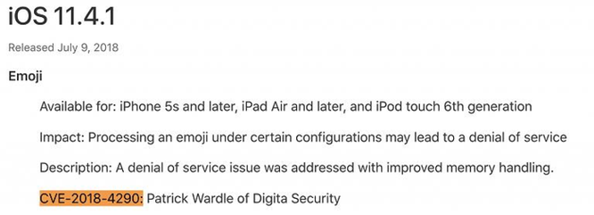 iPhone bị đơ khi gõ chữ Đài Loan ảnh 2