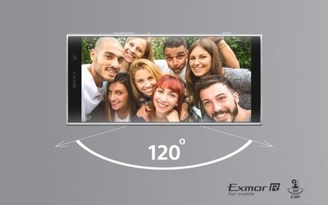 Sony Xperia XA2 Plus ra mắt với màn hình tràn viền ảnh 3