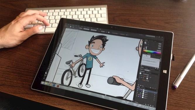 Photoshop bản full sẽ cập bến iPad trong năm tới ảnh 4