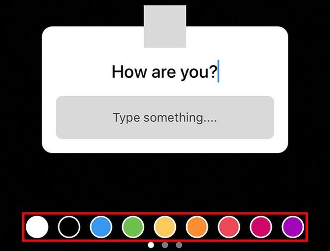 Cách dùng Question Sticker trên Instagram ảnh 4