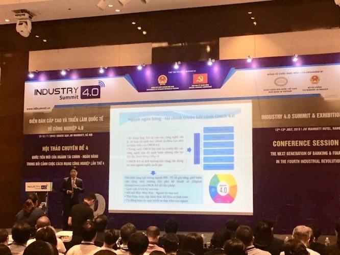 Các ngân hàng Việt Nam có nên áp dụng công nghệ Blockchain? ảnh 1