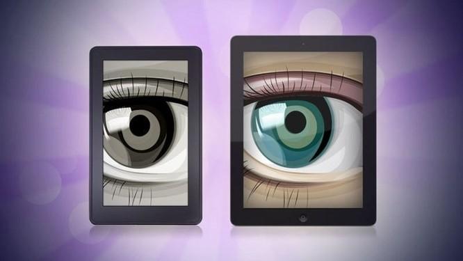 Máy đọc sách Amazon có thực sự tốt cho mắt? ảnh 1