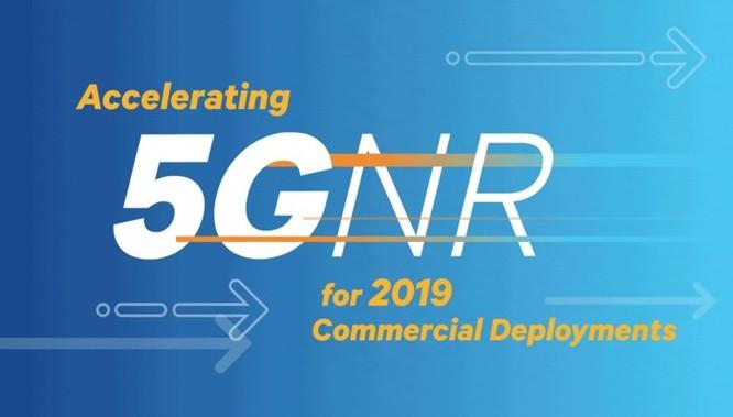 Chuẩn mạng 5G độc lập đầu tiên chính thức được phê chuẩn ảnh 1