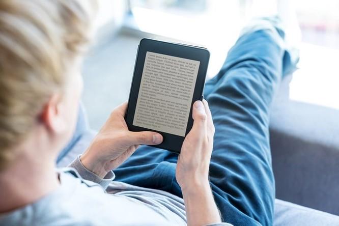 Máy đọc sách Amazon có thực sự tốt cho mắt? ảnh 2