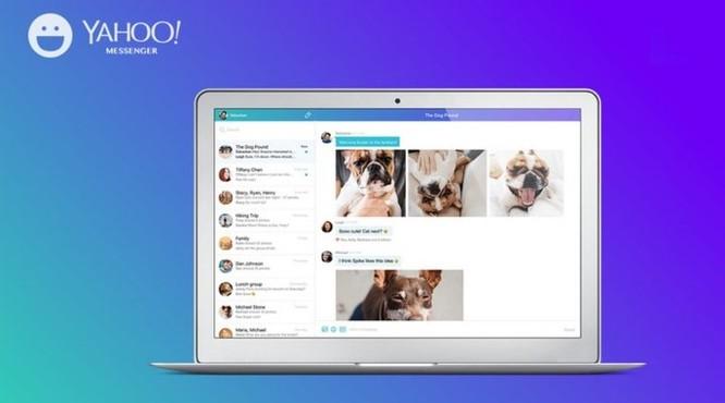 Yahoo Messenger chính thức 'về hưu' sau ngày hôm nay, 17/7 ảnh 2