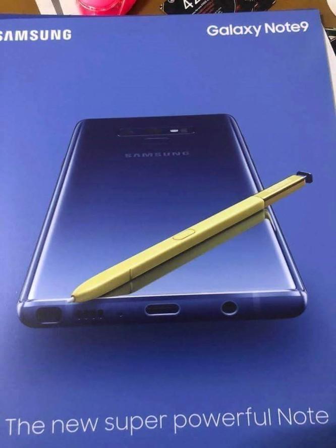 Samsung Galaxy Note 9: Ngày phát hành và những tính năng mới ảnh 3