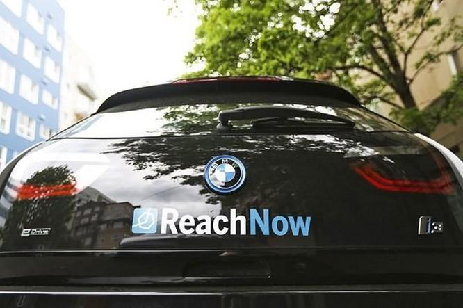 BMW mở dịch vụ đi chung xe hạng sang tại Mỹ ảnh 1