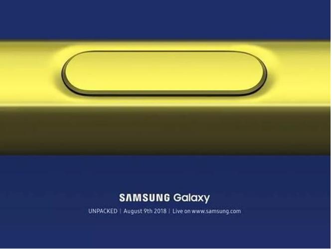 Tất tần tất các thông tin về Galaxy Note 9: ngày ra mắt, bút S-Pen, FaceID và giá khoảng 1000 USD? ảnh 3