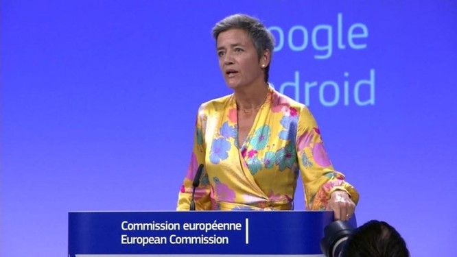 Google nhận án phạt 5 tỷ USD vì cạnh tranh không lành mạnh ảnh 3