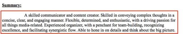Người phụ nữ đã đọc 40.000 hồ sơ xin việc đưa ra 8 lỗi gây khó chịu nhất cho nhà tuyển dụng ảnh 3