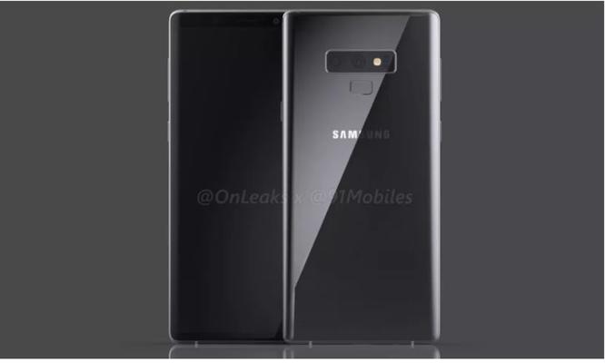 Tất tần tất các thông tin về Galaxy Note 9: ngày ra mắt, bút S-Pen, FaceID và giá khoảng 1000 USD? ảnh 5