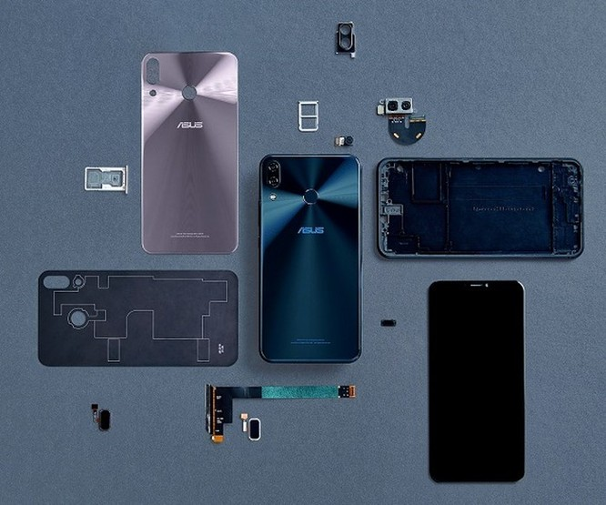 Những điểm đáng tiền trên Asus ZenFone 5Z ảnh 8