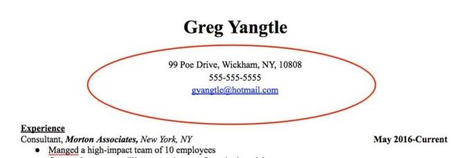 Người phụ nữ đã đọc 40.000 hồ sơ xin việc đưa ra 8 lỗi gây khó chịu nhất cho nhà tuyển dụng ảnh 9