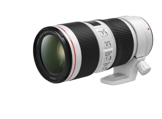 Bộ đôi ống kính dòng L của Canon lên kệ, giá hơn 32 triệu đồng ảnh 1