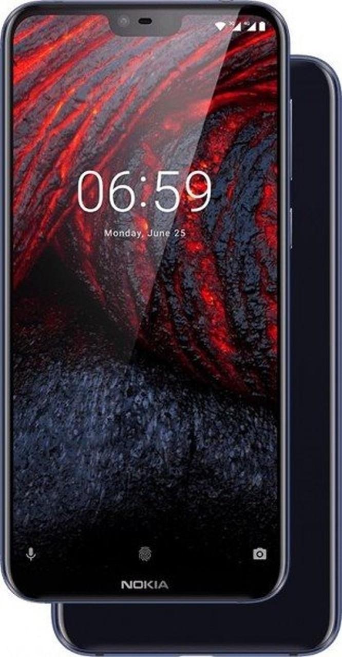 Nokia X6 bắt đầu lên kệ dưới tên Nokia 6.1 Plus ảnh 1
