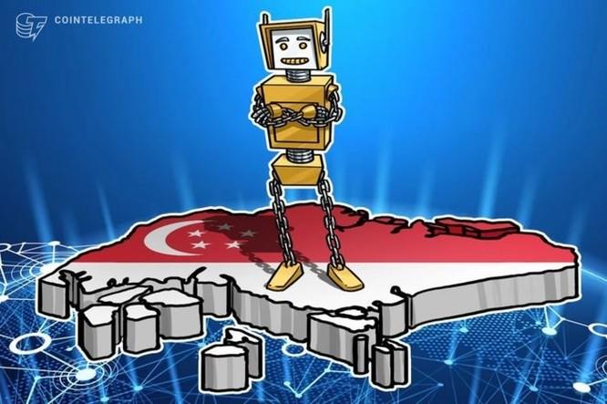 Singapore: CrimsonLogic ra mắt nền tảng Blockchain xuyên biên giới toàn cầu ảnh 1