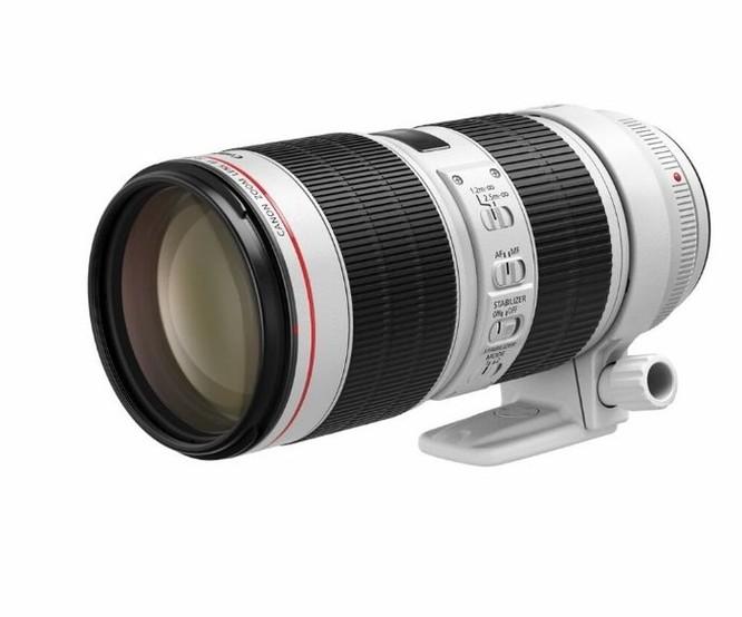 Bộ đôi ống kính dòng L của Canon lên kệ, giá hơn 32 triệu đồng ảnh 2