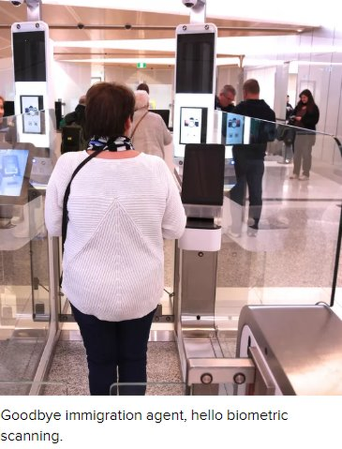 Hệ thống sân bay Úc đang thử nghiệm nhận diện khuôn mặt mà không cần passport ảnh 2