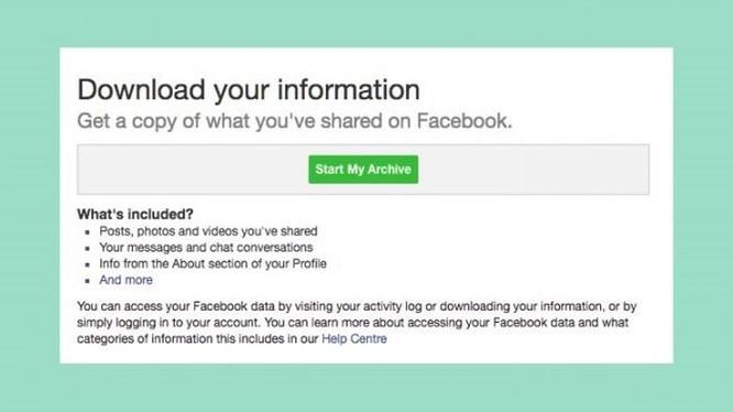 Cách xóa Facebook vĩnh viễn ảnh 1