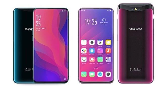 Smartphone Oppo Find X về Việt Nam giá gần 21 triệu đồng ảnh 1