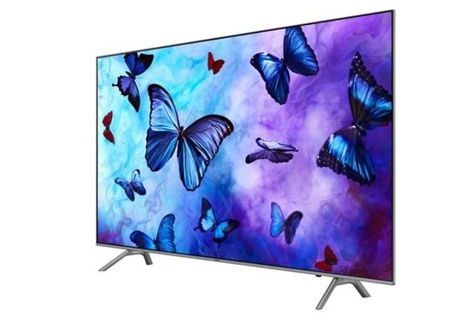 Samsung giới thiệu Q6F, mẫu TV giá rẻ nhất trong dòng TV QLED 2018 ảnh 1