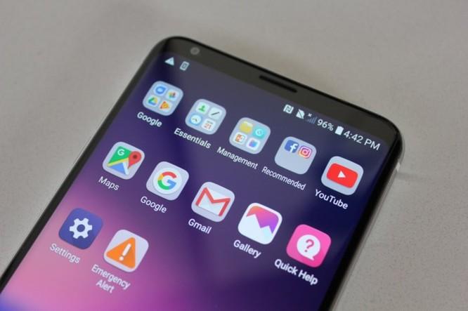 Những siêu phẩm Android sẽ làm lu mờ iPhone 2018 ảnh 2