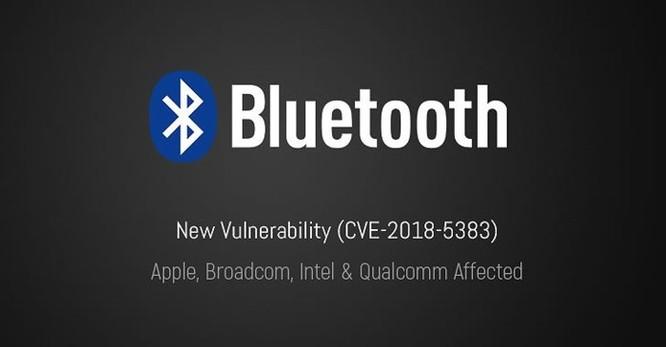 Cập nhật ngay nếu không muốn bị hack qua Bluetooth ảnh 1