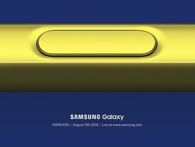 Tất cả mọi thứ nên biết về Samsung Galaxy Note 9 ảnh 1