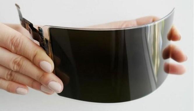 Samsung phát triển màn hình smartphone không thể phá vỡ ảnh 1
