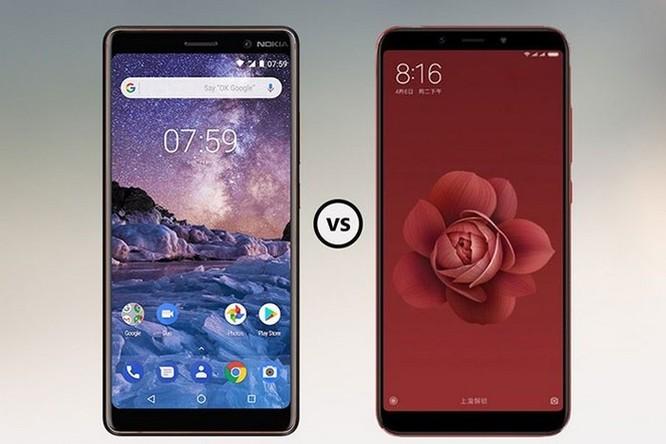 Xiaomi Mi A2 và Nokia 7 Plus: Smartphone tầm trung với nhiều điểm tương đồng ảnh 1