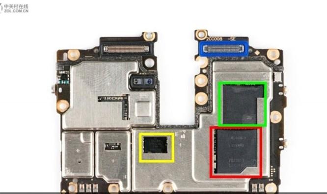 'Mổ bụng' Oppo Find X: cơ chế camera trượt giống Vivo NEX ảnh 5